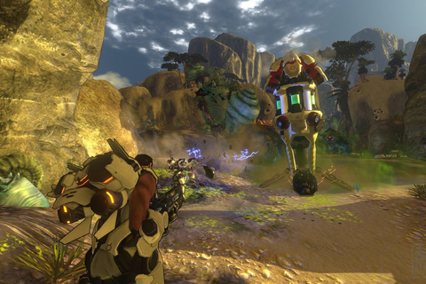 Firefall dev Red 5 replaces CEO - Polygon