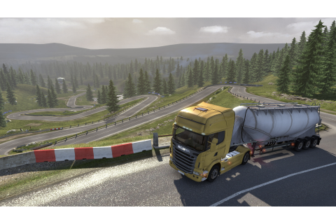 Download Scania Truck Driving Simulator Full PC Game
