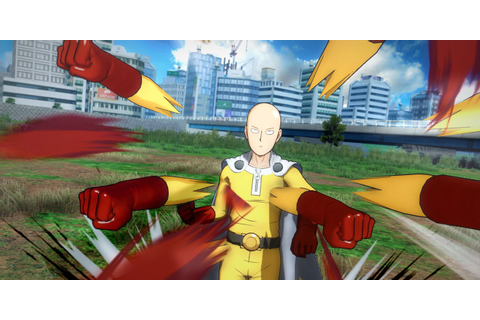 One Punch Man is Coming to Consoles and PCs | Screen Rant