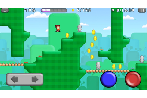 Mikey Shorts is your Mario Bros. for Android and iOS ...