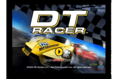 DT Racer PS2 Multiplayer Gameplay (XS Games/Axis ...
