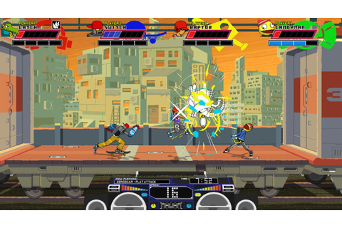 Lethal League at Play Best Games