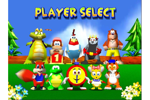 Play Diddy Kong Racing Online N64 Game Rom - Nintendo 64 ...