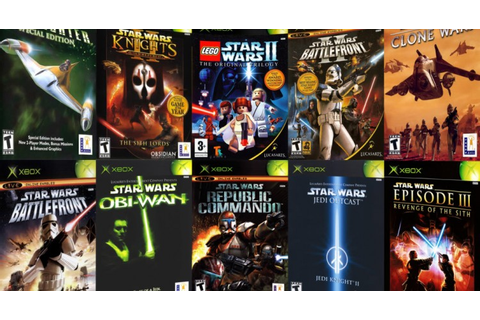 Star Wars: a short history in video games – Star Wars ...