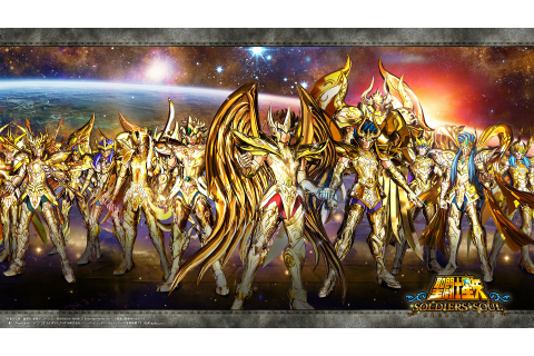 Saint Seiya Soldiers Soul Wallpaper #saintseiya # ...