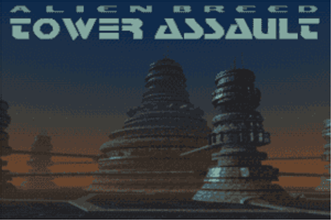 Alien Breed: Tower Assault - My Abandonware