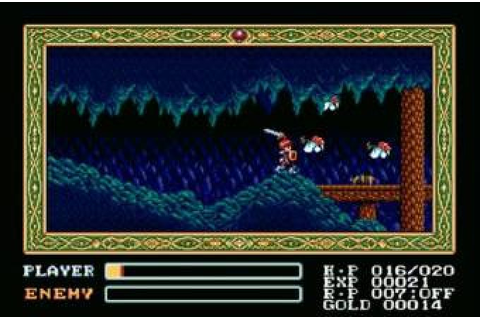 Ys III: Wanderers from Ys (1991) by Falcom Mega Drive game