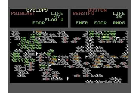 C64 Longplay - Mail Order Monsters - YouTube