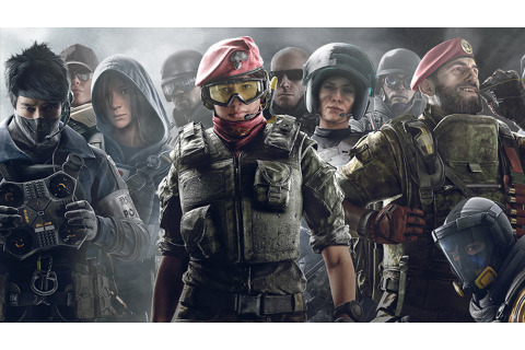You'll get an hour of Rainbow Six Siege Year 4 info at the ...