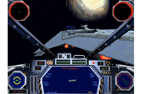 Star Wars: X-Wing Vs. TIE Fighter - Balance of Power ...