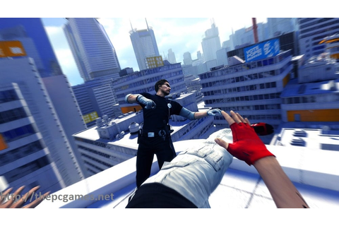 Mirror's Edge PC Game Highly Compressed Free Download