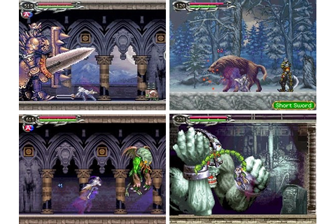 Castlevania: Dawn of Sorrow (NDS Rom) - Jurassic Game PC