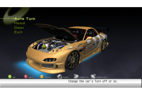First Look :: Import Tuner Challenge - Xbox 360 - Xbox 360 ...