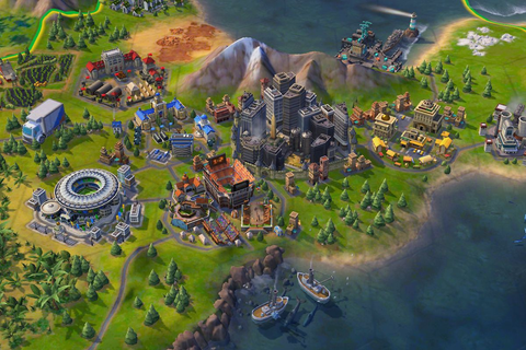 Civilization 6 on iPhone review: A near-perfect port - Polygon