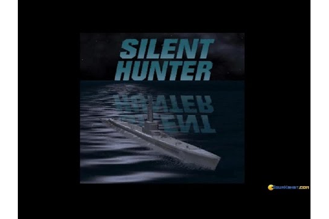 Silent Hunter gameplay (PC Game, 1996) - YouTube