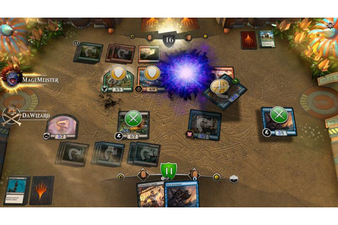 Download Magic The Gathering Arena APK+DATA for Android