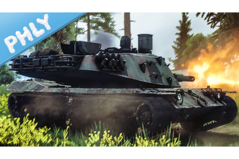 BEST TANK IN GAME - This tank is a MONSTER (War Thunder ...