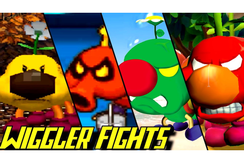 Evolution of Wiggler Battles (1996-2016) - YouTube