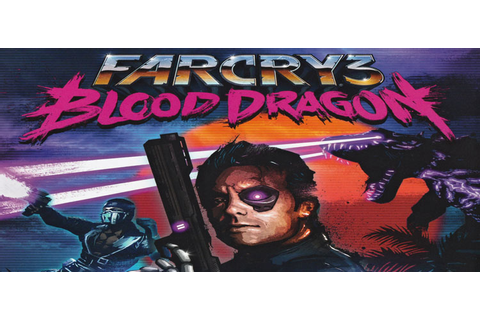 Far Cry 3 Blood Dragon Free Download Full PC Game