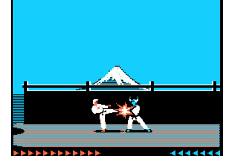 Karateka NES Game (You can Pass the Gate!) – Tamil Boon