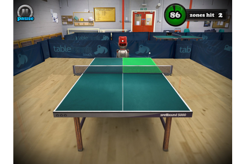 Table Tennis Touch Updated, All IAPs Removed And More ...