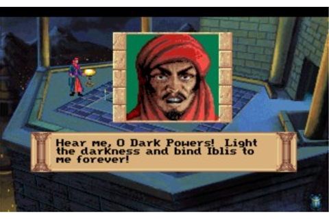 Quest for Glory III: Wages of War (DOS) Game Download
