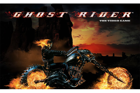 The Elderly Gamer: Ghost Rider Game Review (ps2) Crap!