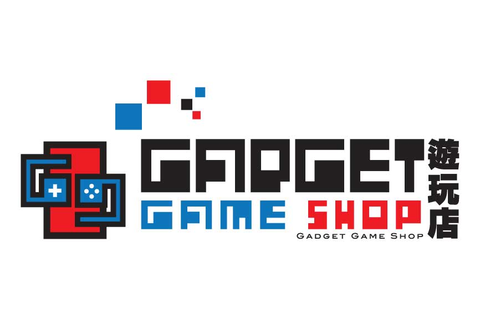 TOTO Workshop: Gadget Game Shop LOGO and Name Card