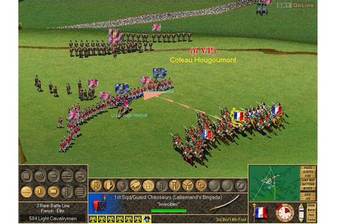 Waterloo: Napoleon's Last Battle - screenshots gallery ...