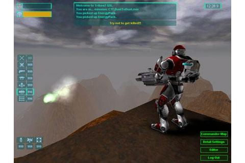 Editorials: PC: Tribes 2 | MegaGames