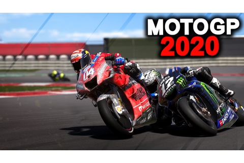 DUCATI 2020! | MotoGP 2020 Game Mod Gameplay - YouTube