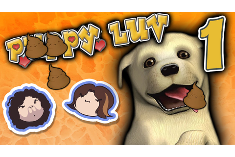 Puppy Luv: SIT I SAY!! - PART 1 - Game Grumps - YouTube
