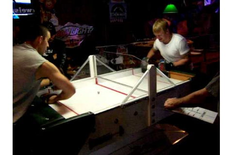 NEW GAME MUST SEE - RollerBall Match, Bar Game .Table Top ...
