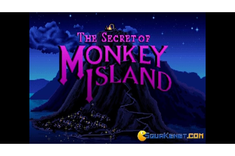 The Secret of Monkey Island gameplay (PC Game, 1990) - YouTube