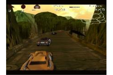 MegaRace 2 Download (1996 Arcade action Game)