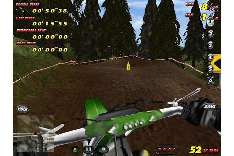 Motocross Mania (2000) - PC Review and Full Download | Old ...