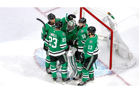 Dallas Stars beat Golden Knights in pivotal Game 4
