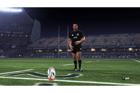 Rugby Challenge 3 - PC Full Version Free Download