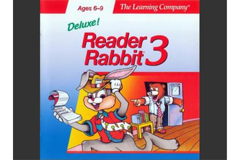 Reader Rabbit 3 - Wikipedia