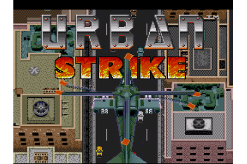 Urban Strike Game Download for PC | GameFabrique