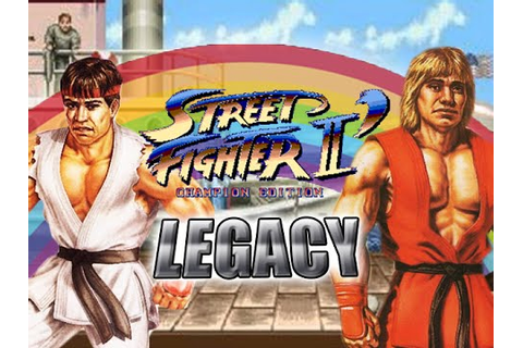 RAINBOW EDITION - Street Fighter 2: SF Legacy 2016 (Part ...