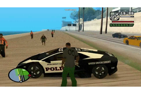 GTA San Andreas Game Free Download Full Version For Pc ...