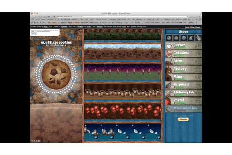 [LIVE] Amazing COOKIE Clicker Game! - BETTER than Black ...