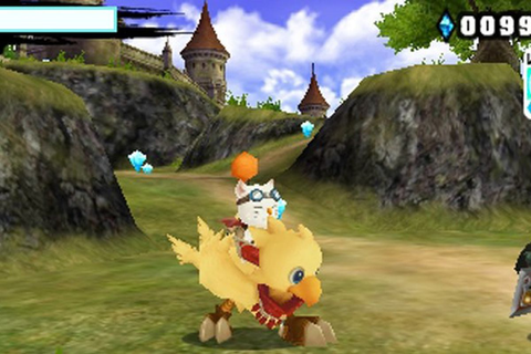 Chocobo Racing 3D no longer coming to 3DS, says original ...