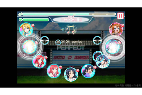 [IOS] Love Live! School idol festival - Soldier Game Hard ...