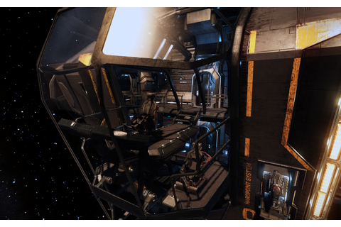 Elite: Dangerous - Oculus Support Puts You in Infinity ...