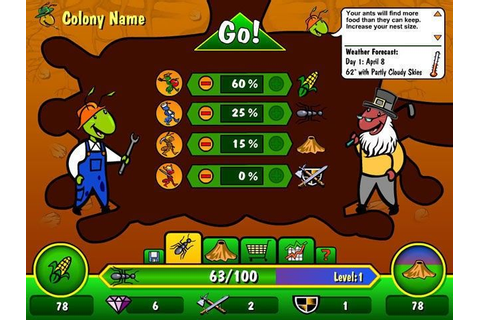 All about Ant War. Download the trial version for free or ...