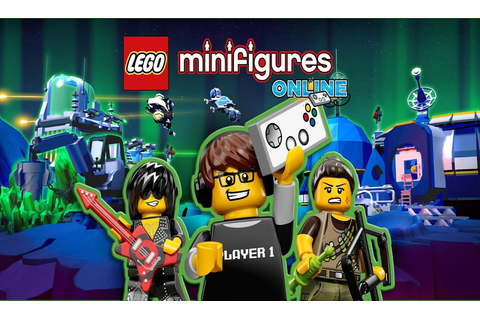 LEGO® Minifigures Online - GAME REVIEW | Mobile Information