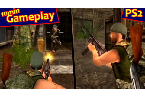 Conflict: Vietnam ... (PS2) - YouTube