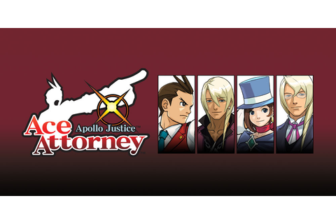 Apollo Justice: Ace Attorney | Nintendo DS | Games | Nintendo